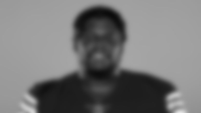 This is a 2020 photo of Vincent Taylor of the Cleveland Browns NFL football team. This image reflects the Cleveland Browns active roster as of Thursday, Sept. 10, 2020 when this image was taken. (AP Photo)