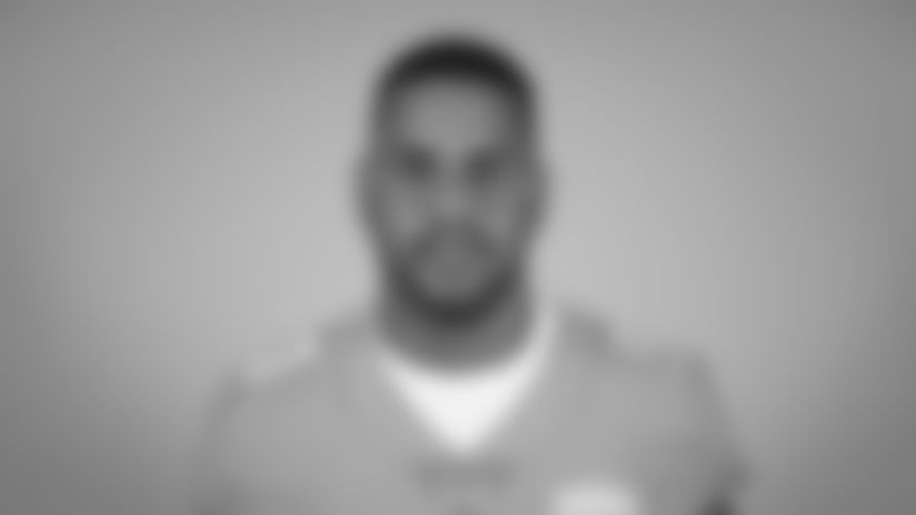 This is a 2020 photo of Kamu Grugier-Hill of the Miami Dolphins NFL football team. This image reflects the Miami Dolphins active roster as of Sunday, Sept. 6, 2020 when this image was taken. (AP Photo)