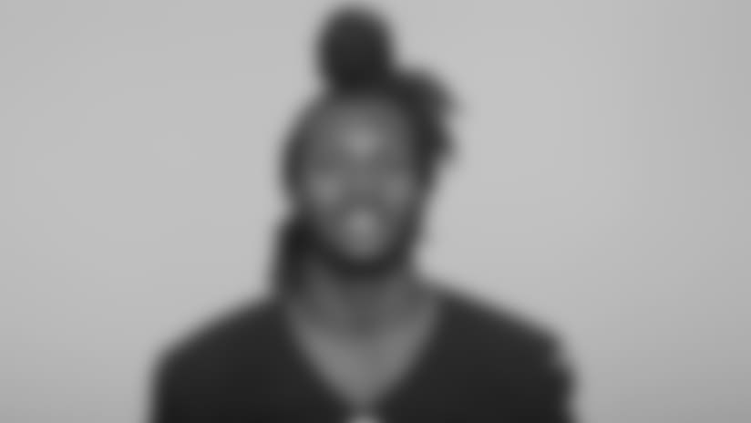 This is a photo of Isaac Whitney of the Oakland Raiders NFL football team. This image reflects the Oakland Raiders active roster as of Tuesday, June 12, 2018. (AP Photo)