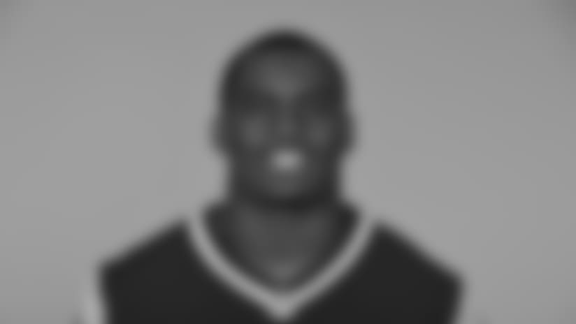 This is a 2018 photo of A.J. Moore of the New England Patriots NFL football team. This image reflects the New England Patriots active roster as of Monday, June 4, 2018 when this image was taken. (AP Photo)