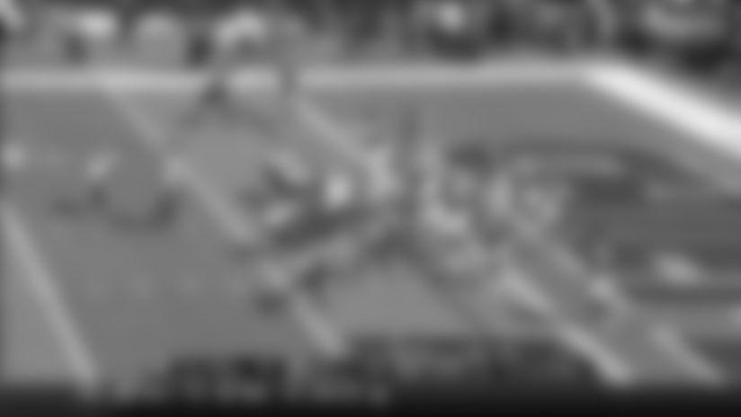 HIGHLIGHTS: Carlos Hyde 2-yard TD