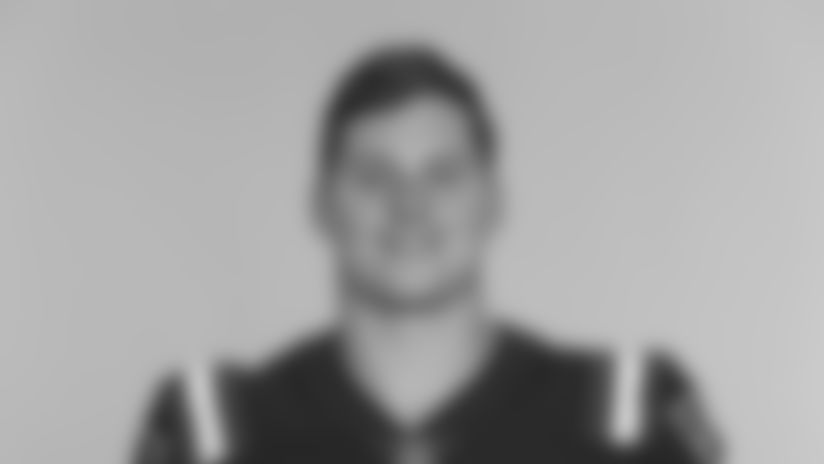 This is a 2020 photo of Ryan Izzo of the New England Patriots NFL football team. This image reflects the New England Patriots active roster as of Saturday, Aug. 1, 2020 when this image was taken. (AP Photo)
