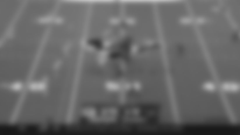 28-yard Reception by Randall Cobb