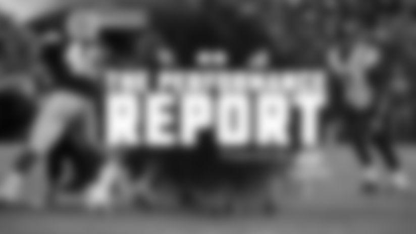 John Harris breaks down the 2020 Week 7 Green Bay Packers on the Performance Report presented by Hyundai.