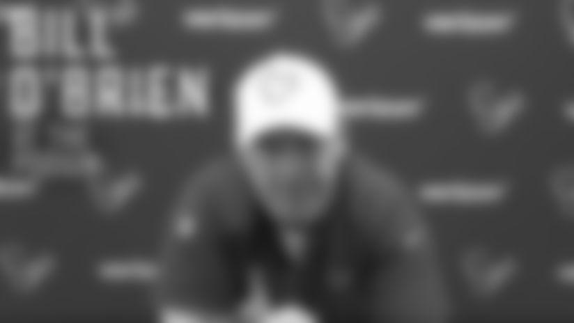 Bill O'Brien | Press Conference (9-23-2020)