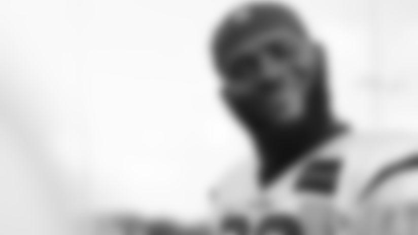 Drew's Dirty Dozen: 12Q w/OL Roderick Johnson