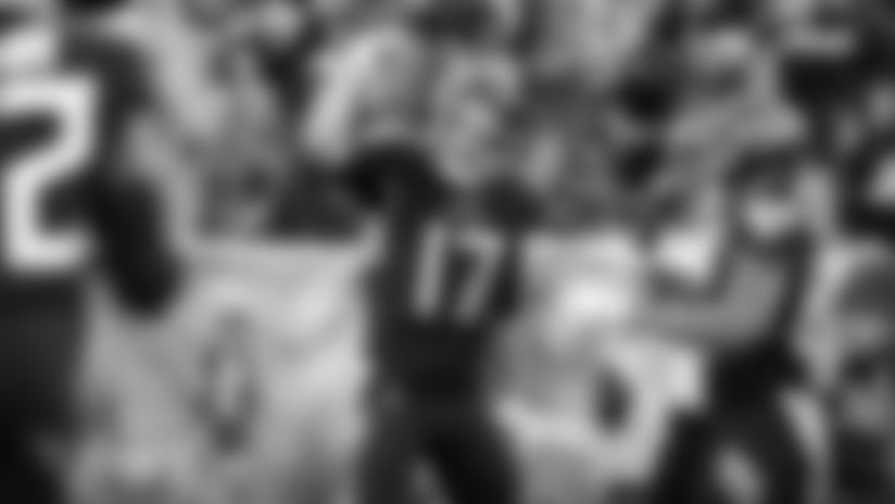 NASHVILLE, TN - NOVEMBER 24, 2019 -  The Tennessee Titans vs the Jacksonville Jaguars at Nissan Stadium in Nashville, TN. Photo By Tennessee Titans