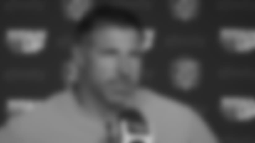 Mike Vrabel on Giving Mariota Rest and Gabbert Reps