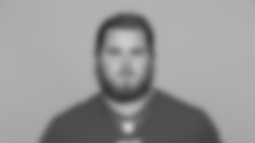 This is a 2018 photo of Coleman Shelton of the San Francisco 49ers NFL football team. This image reflects the San Francisco 49ers active roster as of Thursday, May 3, 2018 when this image was taken. (AP Photo)