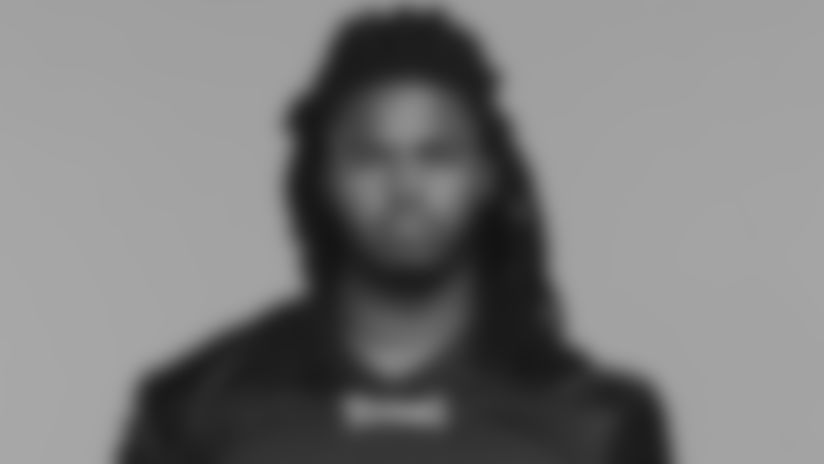 This is a 2020 photo of Larrell Murchison of the Tennessee Titans NFL football team. This image reflects the Tennessee Titans active roster as of Tuesday, July 28, 2020 when this image was taken. (AP Photo)