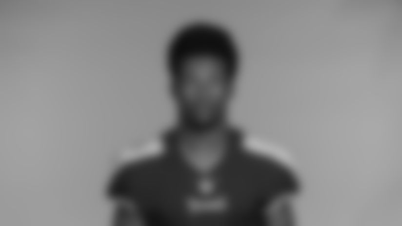 NASHVILLE, TN - JUNE 14, 2021 - The 2021 photo of Quenton Meeks of the Tennessee Titans NFL football team.  This image reflects the Tennessee Titans active roster as of June 14, 2021 when this image was taken. Photo By Donald Page/Tennessee Titans