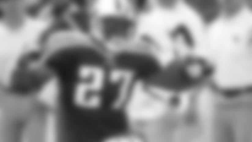 NFL 100: Former Titans RB Eddie George