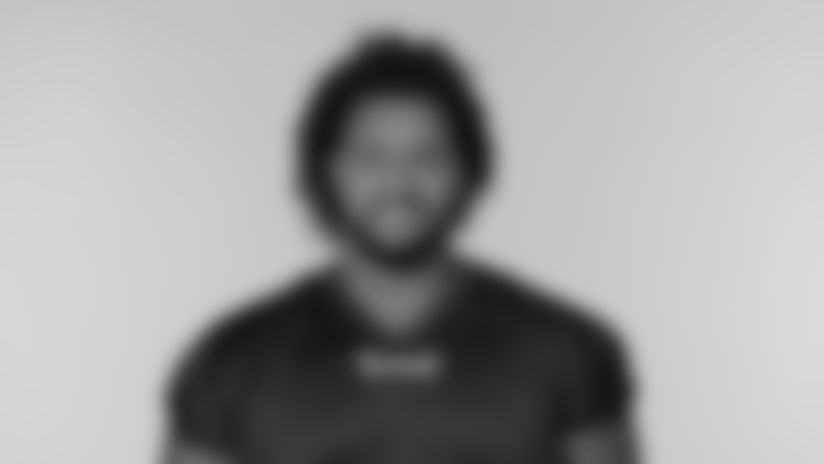 NASHVILLE, TN - AUGUST 02, 2020 - The 2020 photo of Daniel Munyer of the Tennessee Titans NFL football team.  This image reflects the Tennessee Titans active roster as of August 2, 2020 when this image was taken. Photo By Donald Page/Tennessee Titans