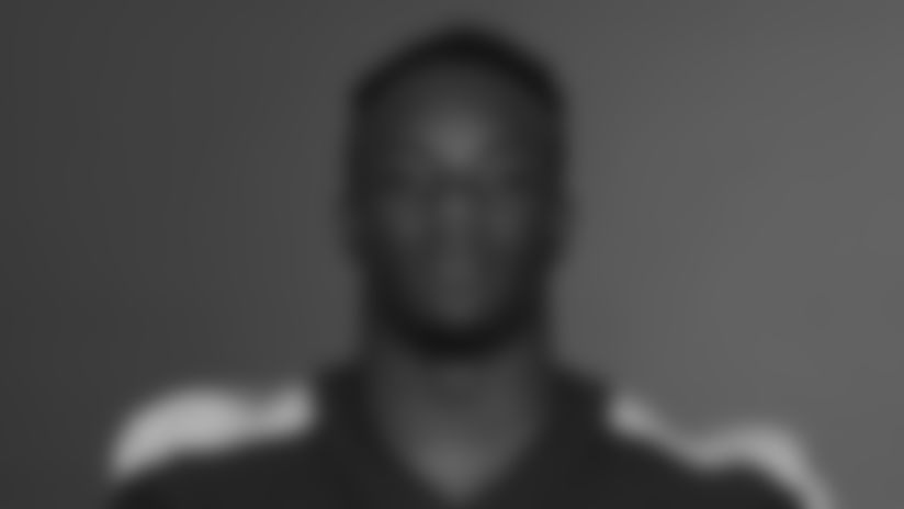 NASHVILLE, TN - May 13, 2021 - The 2021 photo of Monty Rice of the Tennessee Titans NFL football team.  This image reflects the Tennessee Titans active roster as of May 13, 2021 when this image was taken. Photo By Donald Page/Tennessee Titans
