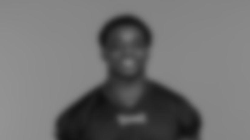 NASHVILLE, TN - JULY 28, 2020 - Aaron Brewer headshot at Saint Thomas Sports Park in Nashville, TN. Photo By Donald Page/Tennessee Titans