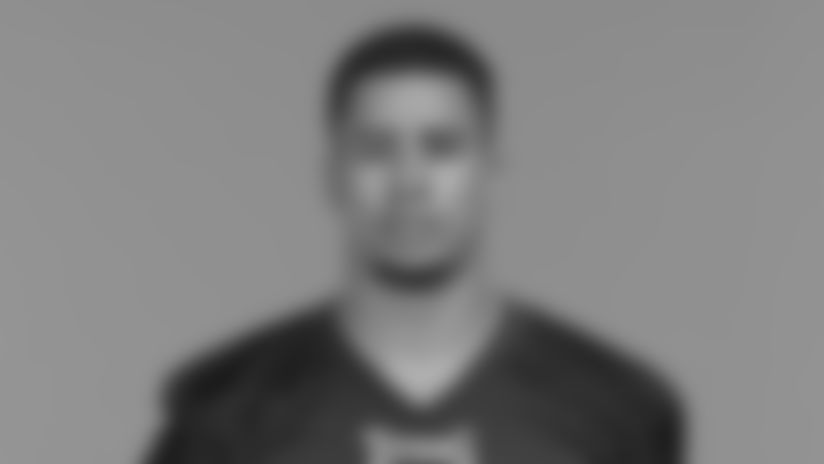 This is a 2020 photo of Dane Cruikshank of the Tennessee Titans NFL football team. This image reflects the Tennessee Titans active roster as of Tuesday, July 28, 2020 when this image was taken. (AP Photo)