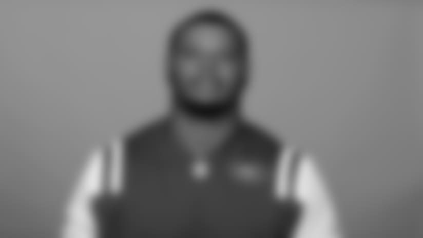 This is a 2018 photo of Deon Simon of the New York Jets NFL football team. This image reflects the New York Jets active roster as of Monday, June 11, 2018 when this image was taken. (AP Photo)