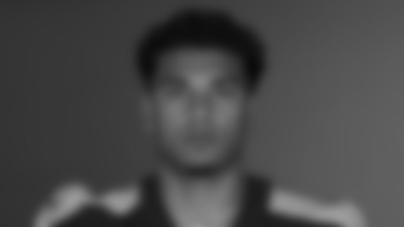 NASHVILLE, TN - May 13, 2021 - The 2021 photo of Rashad Weaver of the Tennessee Titans NFL football team.  This image reflects the Tennessee Titans active roster as of May 13, 2021 when this image was taken. Photo By Donald Page/Tennessee Titans