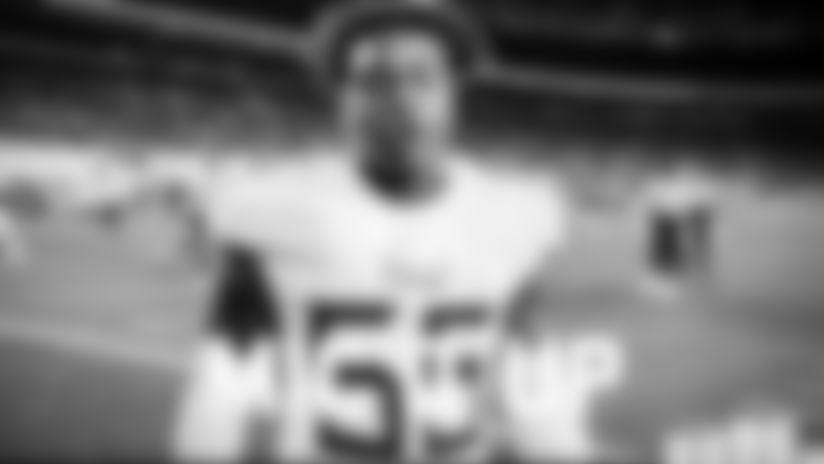 Jayon Brown Mic'd Up vs. Broncos on Monday Night Football