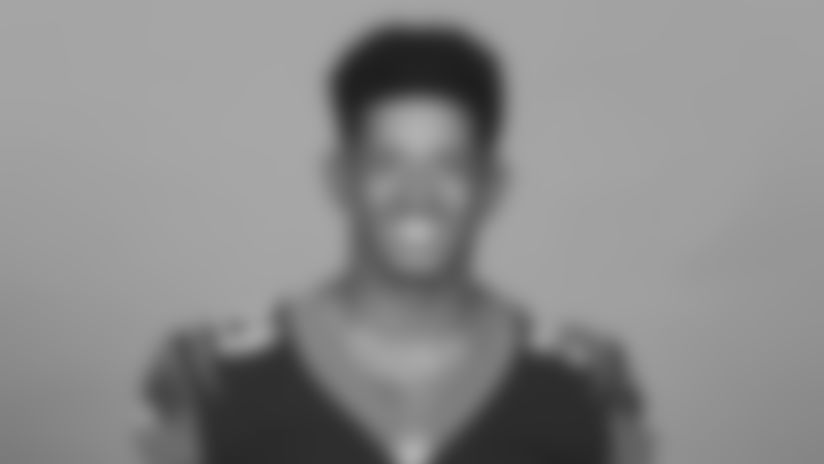This is a 2020 photo of Greg Mabin of the Cincinnati Bengals NFL football team. This image reflects the Cincinnati Bengals active roster as of Friday, Aug. 21, 2020 when this image was taken. (AP Photo)