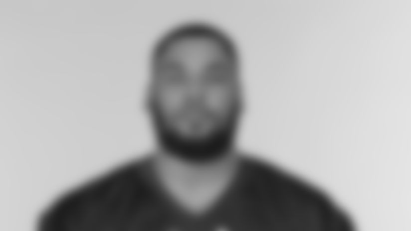 This is a 2020 photo of Jamil Douglas of the Tennessee Titans NFL football team. This image reflects the Tennessee Titans active roster as of Sunday, Aug. 2, 2020 when this image was taken. (AP Photo)