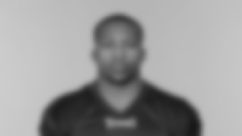 This is a 2020 photo of Khari Blasingame of the Tennessee Titans NFL football team. This image reflects the Tennessee Titans active roster as of Sunday, Aug. 2, 2020 when this image was taken. (AP Photo)