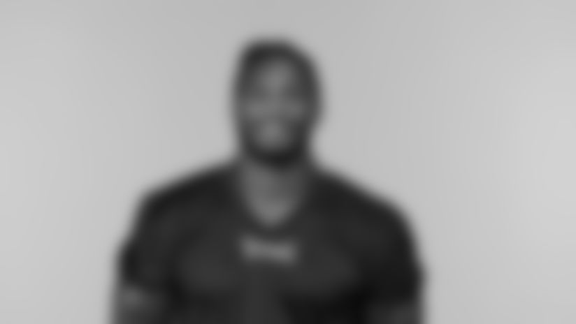NASHVILLE, TN - AUGUST 02, 2020 - The 2020 photo of Senorise Perry of the Tennessee Titans NFL football team.  This image reflects the Tennessee Titans active roster as of August 2, 2020 when this image was taken. Photo By Donald Page/Tennessee Titans