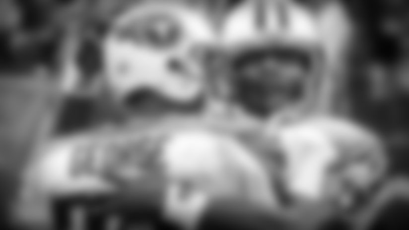Five Former Titans Among Nominees for Pro Football Hall of Fame Class of 2021