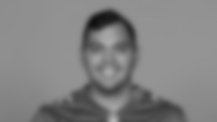 This is a 2018 photo of Ryan Santoso of the Detroit Lions NFL football team. This image reflects the Detroit Lions active roster as of Monday, June 4, 2018 when this image was taken. (AP Photo)
