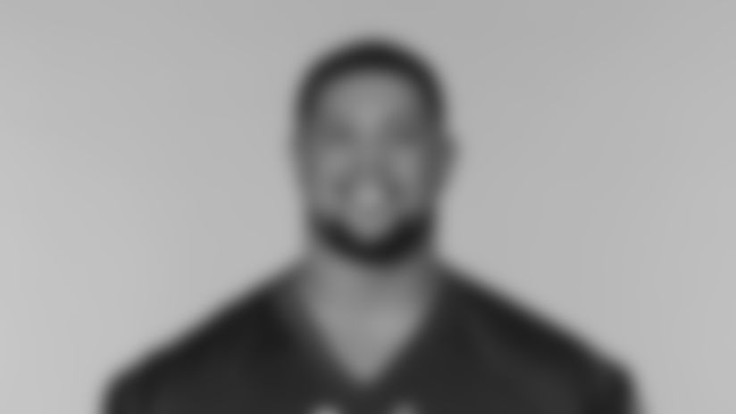 This is a 2020 photo of Rodger Saffold of the Tennessee Titans NFL football team. This image reflects the Tennessee Titans active roster as of Sunday, Aug. 2, 2020 when this image was taken. (AP Photo)