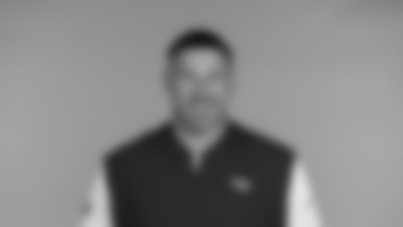 NASHVILLE, TN - JUNE 14, 2021 - The 2021 photo of Head Coach Mike Vrabel of the Tennessee Titans NFL football team.  This image reflects the Tennessee Titans active roster as of June 14, 2021 when this image was taken. Photo By Donald Page/Tennessee Titans