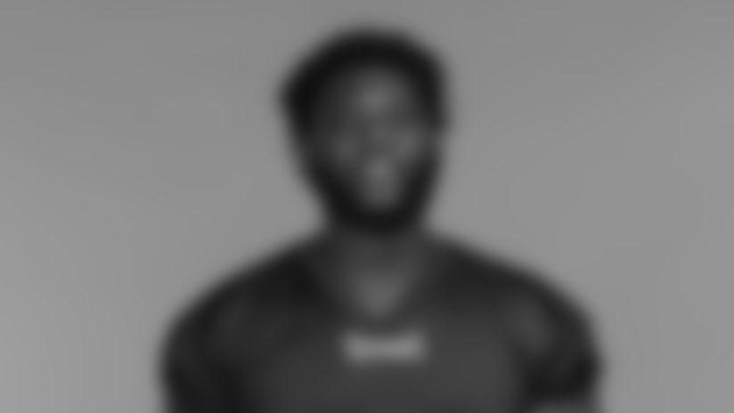 NASHVILLE, TN - JULY 28, 2020 - Brandon Kemp headshot at Saint Thomas Sports Park in Nashville, TN. Photo By Donald Page/Tennessee Titans