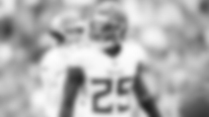 "Titans Cornerback Adoree' Jackson: ""I'm Good to Go"""