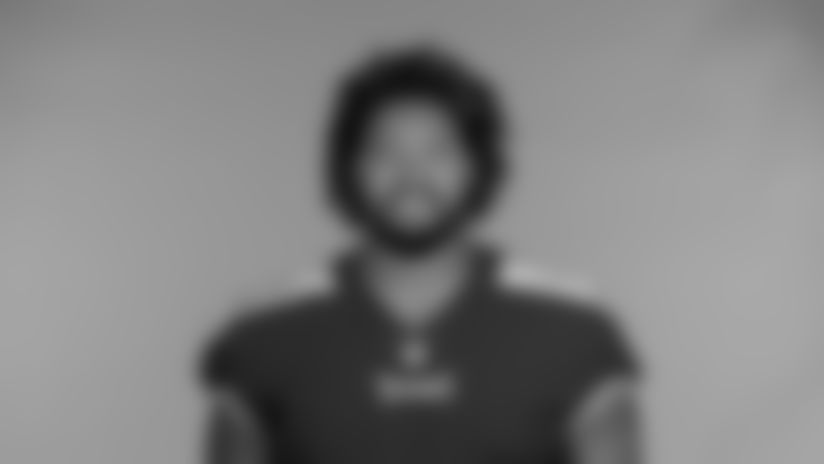 NASHVILLE, TN - JUNE 14, 2021 - The 2021 photo of Daniel Munyer of the Tennessee Titans NFL football team.  This image reflects the Tennessee Titans active roster as of June 14, 2021 when this image was taken. Photo By Donald Page/Tennessee Titans