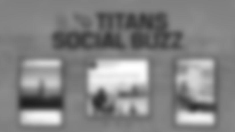 Titans Social Buzz: Checking in on Titans PlayersDuring Quarantine