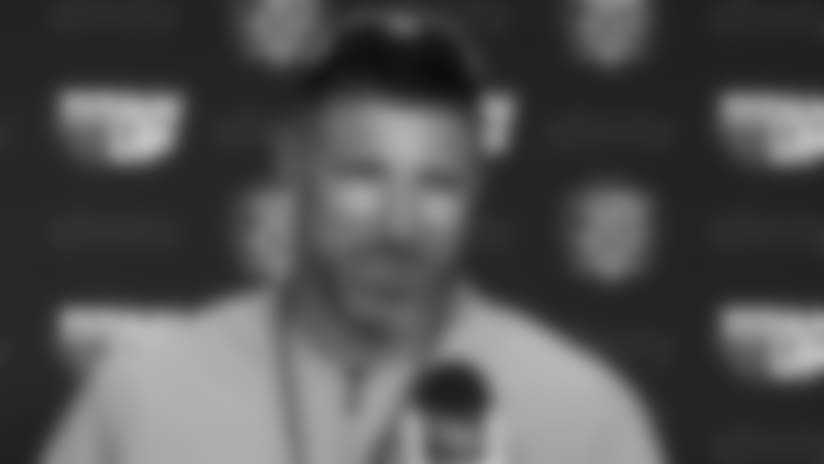 Mike Vrabel on Spots Available on the Roster