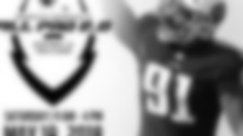 Titans OLB Derrick Morgan's Football Camp Set for May 19