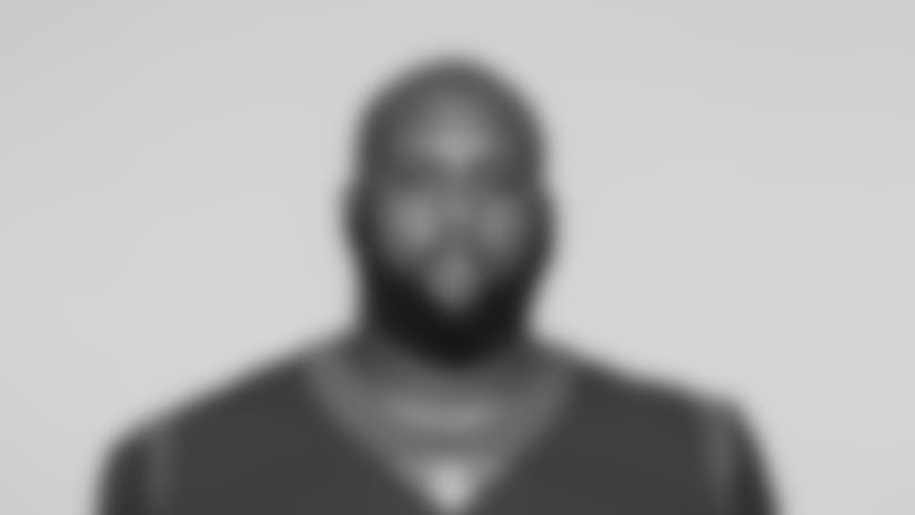 This is a 2018 photo of Darius Kilgo of the Houston Texans NFL football team. This image reflects the Houston Texans active roster as of Saturday, April 7, 2018 when this image was taken. (AP Photo)