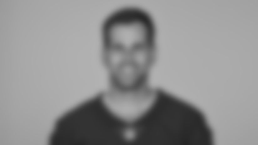 This is a 2019 photo of Stephen Gostkowski of the New England Patriots NFL football team. This image reflects the New England Patriots active roster as of Monday, June 3, 2019 when this image was taken. (AP Photo)