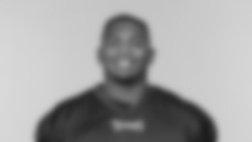 This is a 2020 photo of Isaiah Mack of the Tennessee Titans NFL football team. This image reflects the Tennessee Titans active roster as of Sunday, Aug. 2, 2020 when this image was taken. (AP Photo)