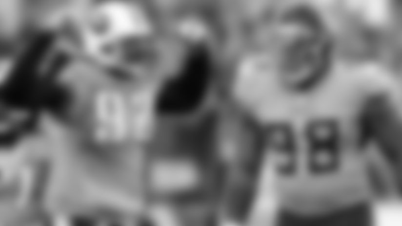 "Albert Haynesworth on Newest Titans Game-Wrecker Jeffery Simmons: ""I Was Like, Wow!"""