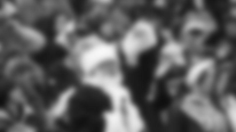 Gone But Not Forgotten: Titans Santa Brought Smiles to Nissan Stadium