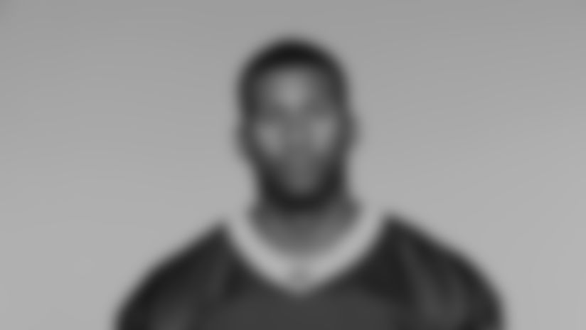 This is a 2018 photo of DeAngelo Yancey of the Green Bay Packers NFL football team. This image reflects the Green Bay Packers active roster as of Monday, June 11, 2018 when this image was taken. (AP Photo)