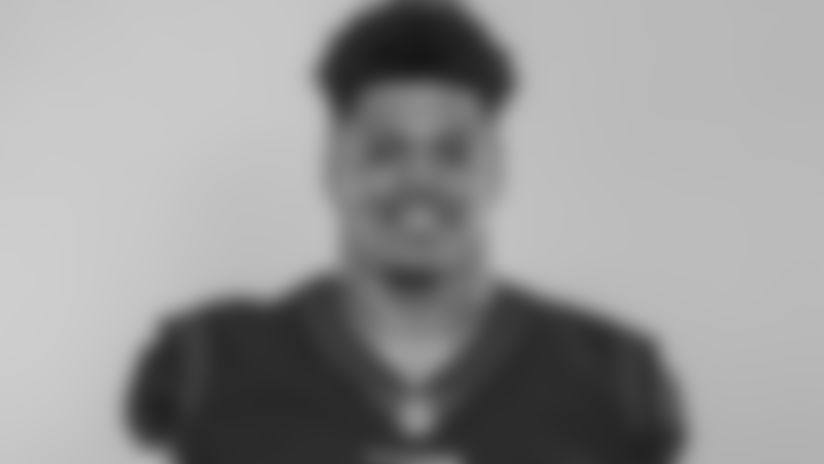 This is a 2019 photo of Jamal Davis of the Houston Texans NFL football team. This image reflects the Houston Texans active roster as of Thursday, May 9, 2019 when this image was taken. (AP Photo)