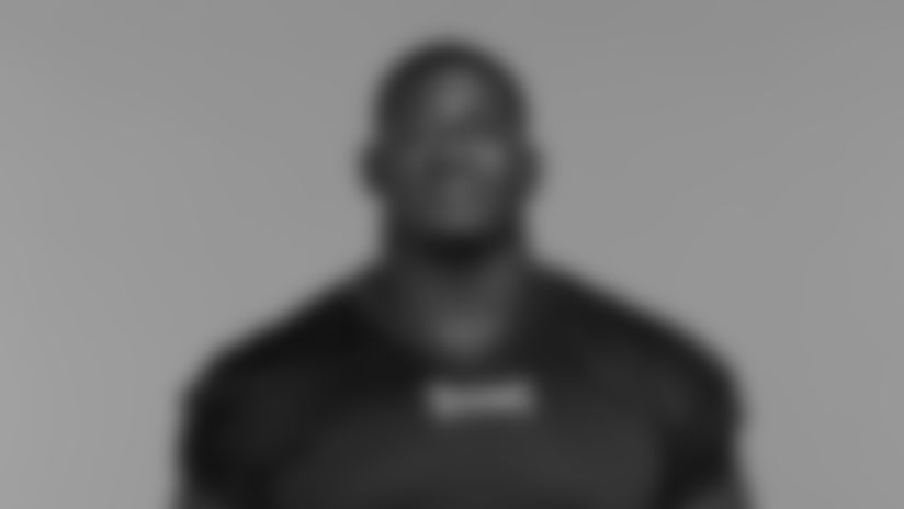 NASHVILLE, TN - JULY 28, 2020 - Kobe Smith headshot at Saint Thomas Sports Park in Nashville, TN. Photo By Donald Page/Tennessee Titans