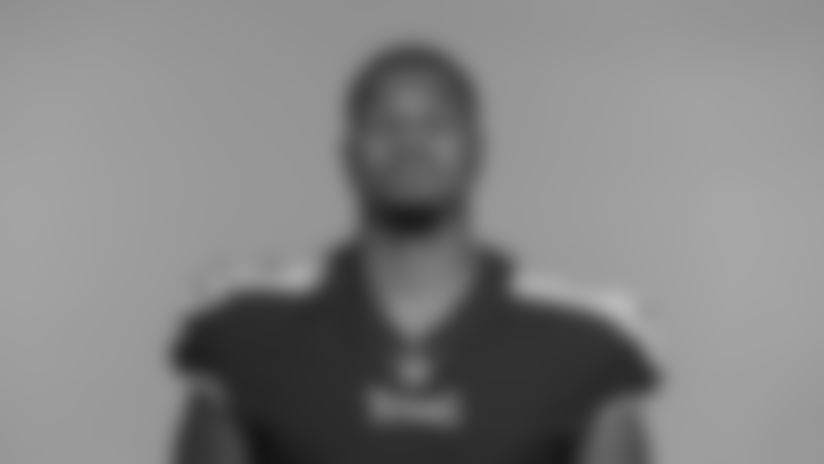 NASHVILLE, TN - JUNE 14, 2021 - The 2021 photo of Justin March of the Tennessee Titans NFL football team.  This image reflects the Tennessee Titans active roster as of June 14, 2021 when this image was taken. Photo By Donald Page/Tennessee Titans