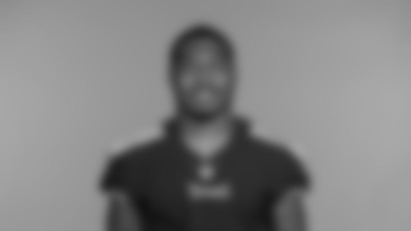 NASHVILLE, TN - JUNE 14, 2021 - The 2021 photo of Darrynton Evans of the Tennessee Titans NFL football team.  This image reflects the Tennessee Titans active roster as of June 14, 2021 when this image was taken. Photo By Donald Page/Tennessee Titans