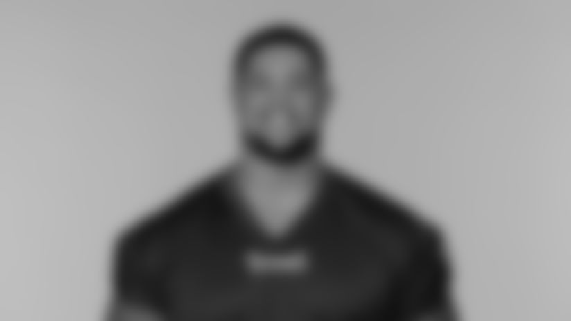 NASHVILLE, TN - AUGUST 02, 2020 - The 2020 photo of Guard Rodger Saffold #76 of the Tennessee Titans of the Tennessee Titans NFL football team.  This image reflects the Tennessee Titans active roster as of August 2, 2020 when this image was taken. Photo By Donald Page/Tennessee Titans