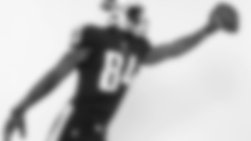 Corey Davis, Taywan Taylor at NFLPA Rookie Premier