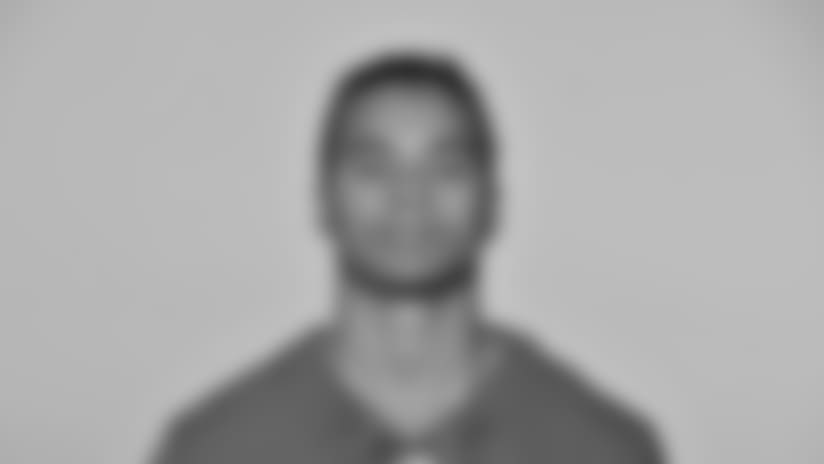 This is a 2018 photo of Kalif Raymond of the New York Giants NFL football team. This image reflects the New York Giants active roster as of June 11, 2018 when this image was taken. (AP Photo)
